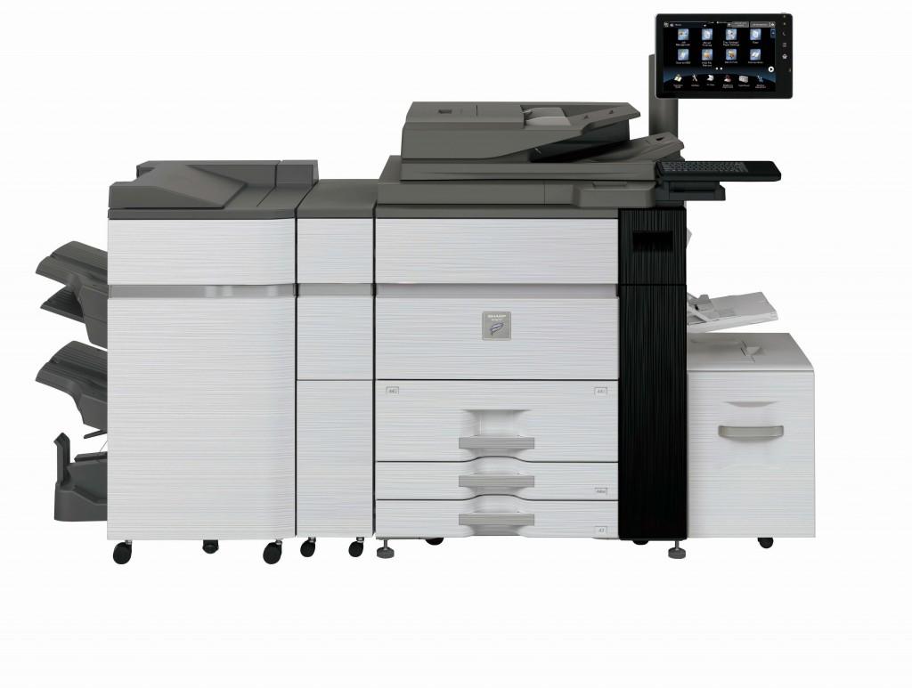 Sharp MX-M1205 MX-M1055 Standard Config