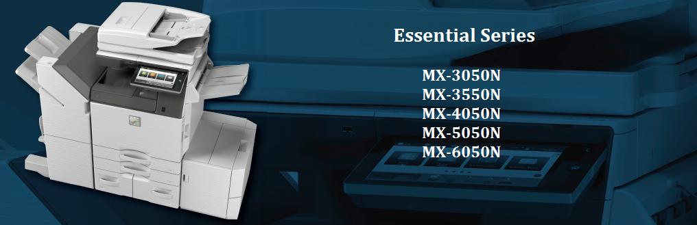 Sharp MX-3050 3550 4050 5050 6050
