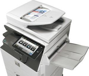 Sharp MX-M3050N, MX-M3550N, MX-M4050N, MX-M5050N, MX-M6050N Scanning