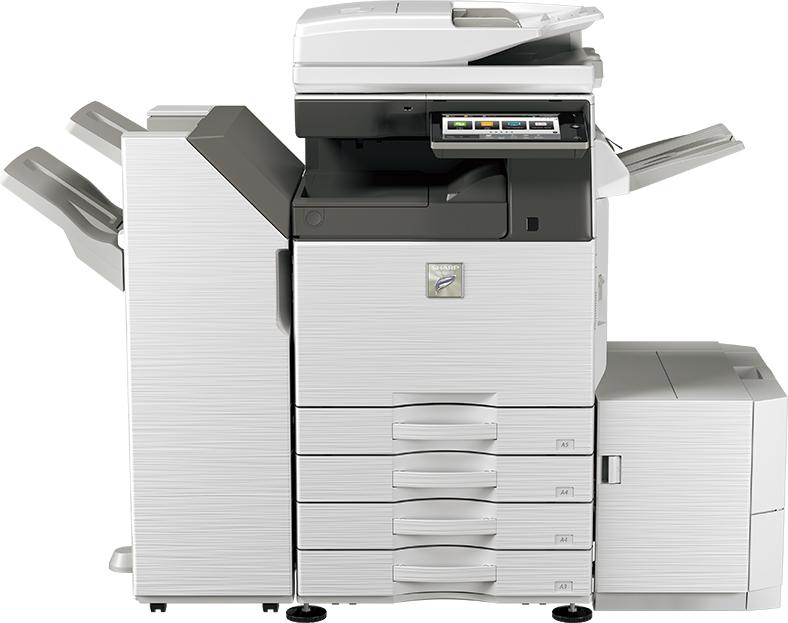 Sharp MX-M3070N, MX-M3570N, MX-M4070N, MX-M5070N, MX-M6070N Front External Finisher