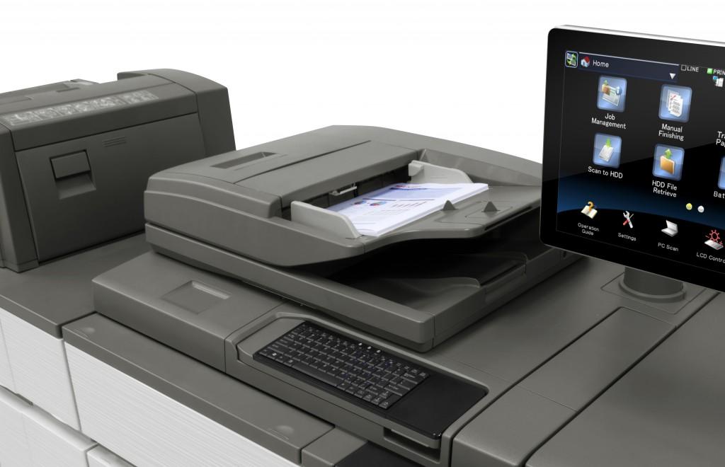 Sharp MX-6500N MX-7500N PolarisPro Document Feeder
