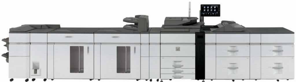 Sharp MX-M1205 MX-M1055 Full Configuration