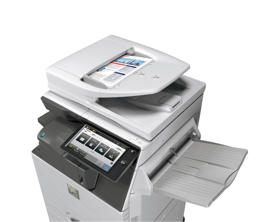 Sharp MX-5050 5070 6050 6070 Document Feeder Scanning